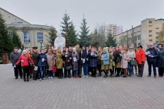 Поэтический бросок по Новосибирску