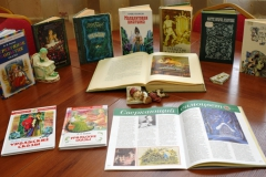 Сказы из малахитовой шкатулки