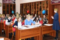 Районный конкурс чтецов «Вслед за пушкинской строкой»