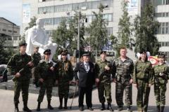 Мы не забудем Курскую дугу, но трижды враг её  не позабудет!