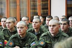 Высокое звание – российский солдат